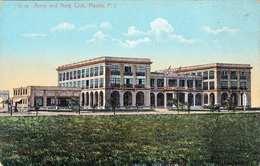 MANILA (P.I.) - Army And Navy Club - Philippinen