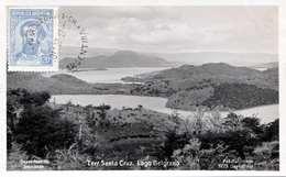 TERR.SANTA CRUZ (Argentinien) - Lago Belgrano, 1937 - Argentinien