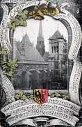 Les Chants Du CARILLON (Turm - Glockenspiel - Devin Du Village, Schweiz), Sehr Schöne Karte, Um 1900 - Buildings & Architecture