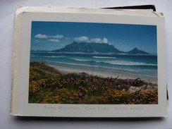Zuid Afrika South Africa Table Mountain In Cape Town Kaapstad - Zuid-Afrika