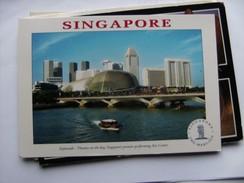 Singapore Esplanade Theatres On The Bay - Singapore