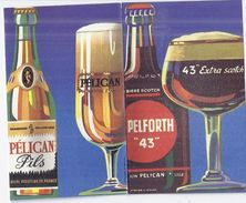 "PELFORTH ""43""  1962  12x10cm Ouvert - Calendars"