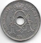 *belguim 10 Centimes 1930 Dutch   Vf+ - 1909-1934: Albert I