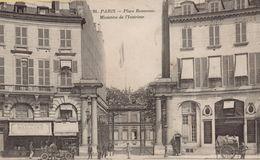 PARIS 8EME : Place Beauveau - District 08
