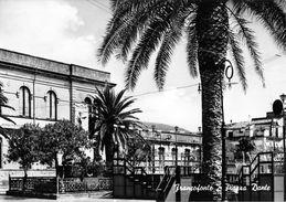 "07241 ""FRANCOFONTE (SR) - PIAZZA DANTE "" CART. ORIG. SPED. '54 - Altre Città"