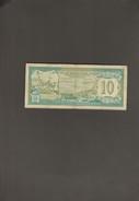 10 Gulden - Nederlandse Antillen (...-1986)