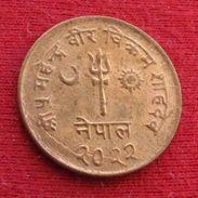 Nepal 5 Paisa 1965 Wºº - Nepal
