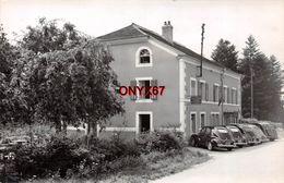 Carte Postale Photo VAL D'AJOL (Vosges)  Hôtel Enfoncé Avec VOITURE-AUTOMOBILE-AUTO-TRANSPORT - Autres Communes