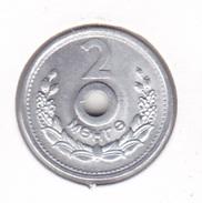 Mongolia - 2 Mongo 1959 - UNC - Mongolia