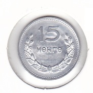 Mongolia - 15 Mongo 1959 - UNC - Mongolie