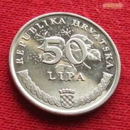 Croatia 50 Lipa 1997 KM# 8 Croatie Croacia Croazia - Croatia