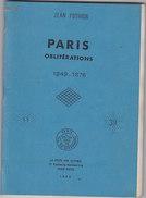 Catalogue JEAN POTHION - PARIS OBLITERATIONS  _ 1849-1876 - France