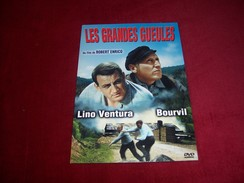 ROBERT ENRICO ° LES GRANDES GUEULES  AVEC LINO VENTURA ET BOURVIL - Classic