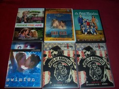 PROMO 5 DVD  REF 50 16 30 - DVDs