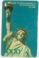 Statue Of Liberty 10 Mk - Falkland Islands