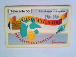 Guadalupe 50 Units - Telefonkarten