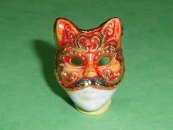 Fèves / Autres / Divers / Masque : Masque De Carnaval , Filet OR  T26 - Fèves