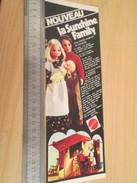 Page De Revue Des Années 70 / POUPEES SUNSHINE FAMILY MATTEL , Format 1/2 Page A4 - Autres