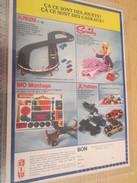 Page De Revue Des Années 70 / JOUETS ET JEUX ANNEES 70 , Format  Page A4 - Autres Collections