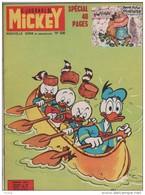 LE JOURNAL DE MICKEY 1968 - PIM PAM POUM, GUY L ECLAIR, THIERRY LA FRONDE - LIVRE EN BON ETAT VOIR LE SCANNER - Journal De Mickey