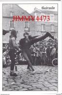 CPM - LES BATELEURS 29 Mai 1981 PETITS METIERS BRETON - GUERANDE 44 Loire Atl. - Edit. F. LOLLICHON - Artisanat