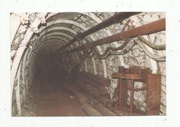 Cp , MINES , Musée De La Mine , NOEUX LES MINES , Une Galerie Souterraine , Vierge - Mines