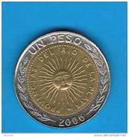 ARGENTINA -  1 Peso 2006 - Argentina