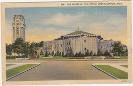 The Shrine Of The Little Flower, Detroit, Mich. - (USA) - 1939 - Detroit