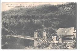 FR38 CORPS - Le Pont Sautet Sur Le Drac - Belle - Corps