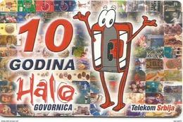 Serbia  50.000/06.2010. - Yugoslavia