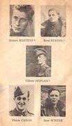 Les Heures Tragiques Du M.N.29 à CHARNEUX  HERVE, Dépendant Du Fort De Battice, Avec Mémorial, RARE (264) - War 1939-45