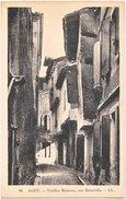 47. AGEN. Vieilles Maisons, Rue Beauville. 94 - Agen