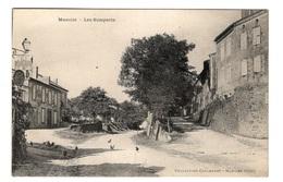 32 GERS - MANCIET Les Remparts - Autres Communes