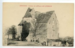 Château De La Roque Près Lanquais - France