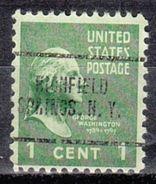 USA Precancel Vorausentwertung Preo, Locals New York, Richfield Springs 705 - Vereinigte Staaten