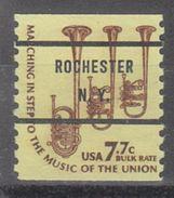 USA Precancel Vorausentwertung Preo, Bureau New York, Rochester 1614-71 - United States