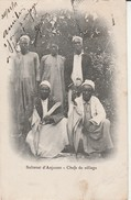 Sultanat D'Anjouan-Chefs De Village. - Comoros