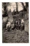 29 - KERIOLET . Costumes Anciens Du Musée . FOLKLORE - Réf. N°6989 - - France