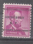 USA Precancel Vorausentwertung Preo, Locals New York, Rochester 247 - Vereinigte Staaten