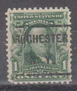 USA Precancel Vorausentwertung Preo, Locals New York, Rochester 300-L-1 E - Vereinigte Staaten