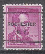 USA Precancel Vorausentwertung Preo, Locals New York, Rochester L-6 E - Vereinigte Staaten