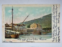 MONTENEGRO DALMAZIA Dalmatia BUDUA BUDVA AK Postcard - Montenegro