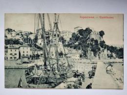 MONTENEGRO DALMAZIA Dalmatia Herceg Novi Castelnuovo  AK Postcard - Montenegro