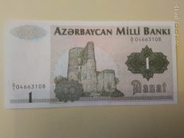 1 Manat 1992 - Azerbaigian