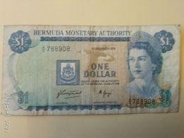 1 Dollaro 1976 - Bermudes