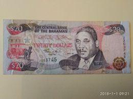 20 Dollari 1997 - Bahamas