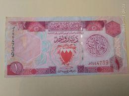1 Dinaro 1973 - Bahreïn