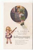 Illustrateur - Bertiglia - Chanson - Ferrier - Puccini - La Tosca - Bertiglia, A.