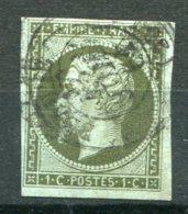5767  - FRANCE  N° 11a °    1c  Bronze   C à D  Beaune  Du 13 JUIL. 61       1860      TB - 1853-1860 Napoléon III.
