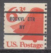 USA Precancel Vorausentwertung Preo, Bureau New York, Rockville Centre 1518-81 - United States